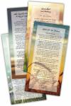 4 Gebetskarten - Set 2
